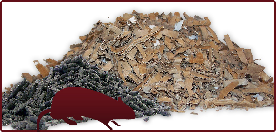 Rat Bedding: FinaCARD Maxibale & 30 Ltrs Papeli Litter Pellets. - Click Image to Close